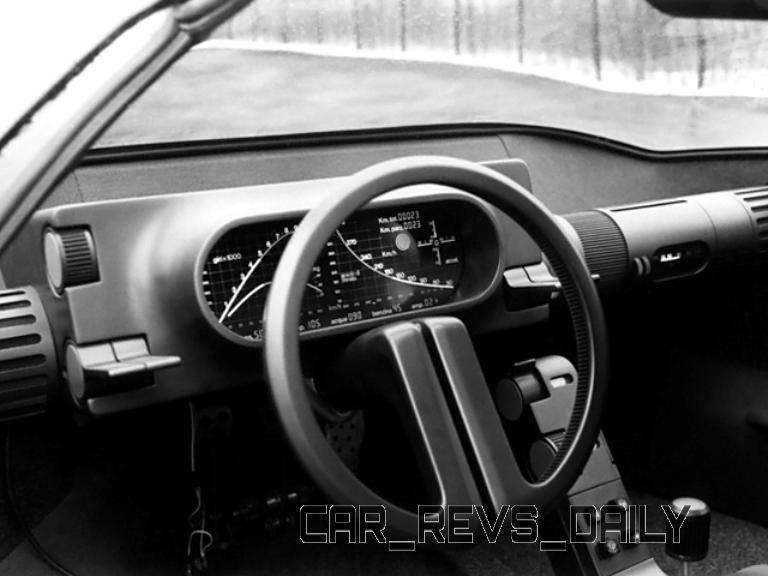 1976 Alfa-Romeo NAVAJO Concept 7