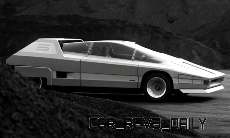 1976 Alfa-Romeo NAVAJO Concept 8