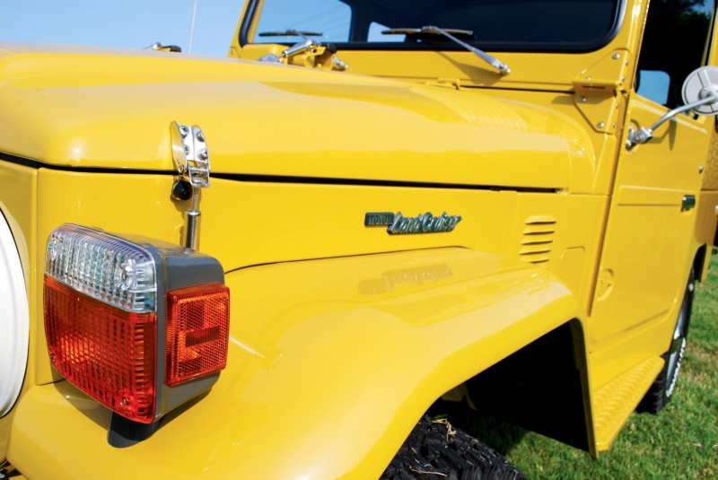 1976 Toyota Land Cruiser FJ40 18