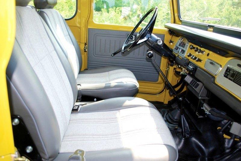 1976 Toyota Land Cruiser FJ40 4