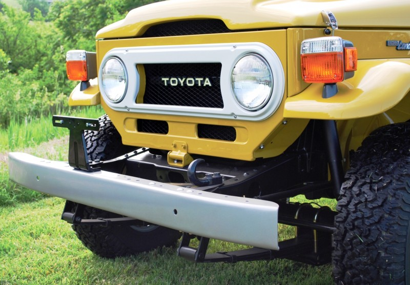 1976 Toyota Land Cruiser FJ40 5