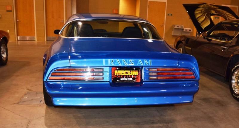 1978 Pontiac Trans Am Pro Touring 27