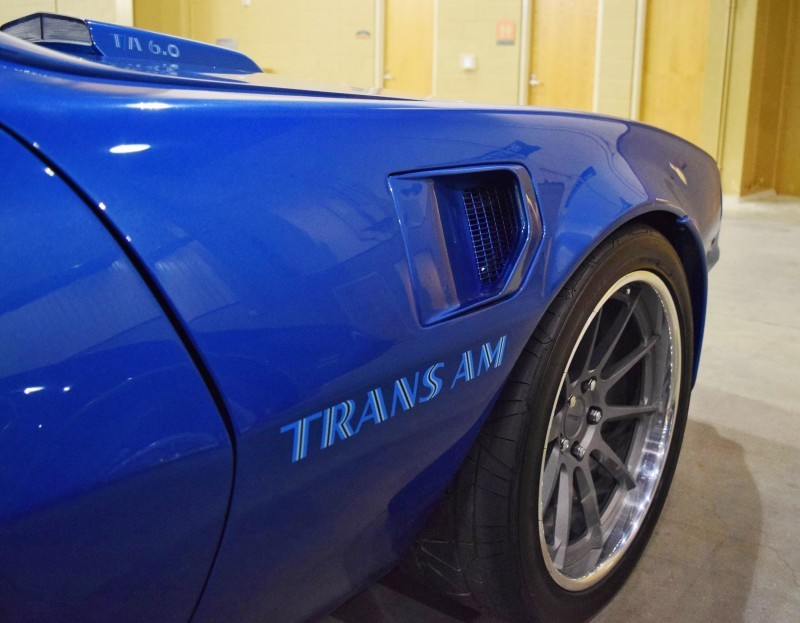 1978 Pontiac Trans Am Pro Touring 33