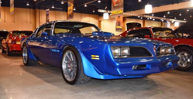 1978 Pontiac Trans Am Pro Touring 35