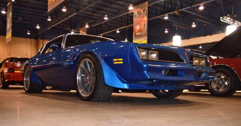 1978 Pontiac Trans Am Pro Touring 37