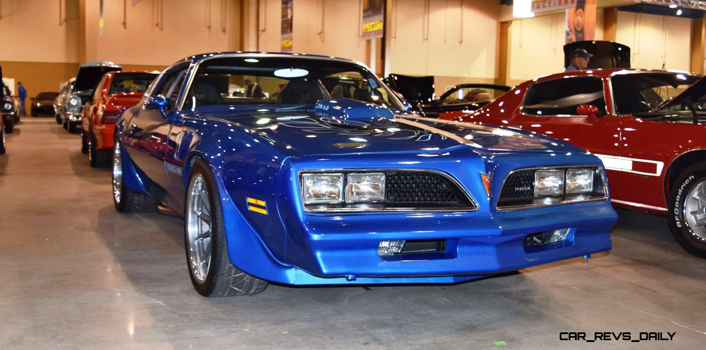 1978 Pontiac Trans Am Pro Touring - Track-Attack Showcar ...