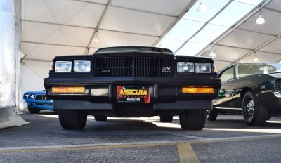 1987 Buick GNX 13