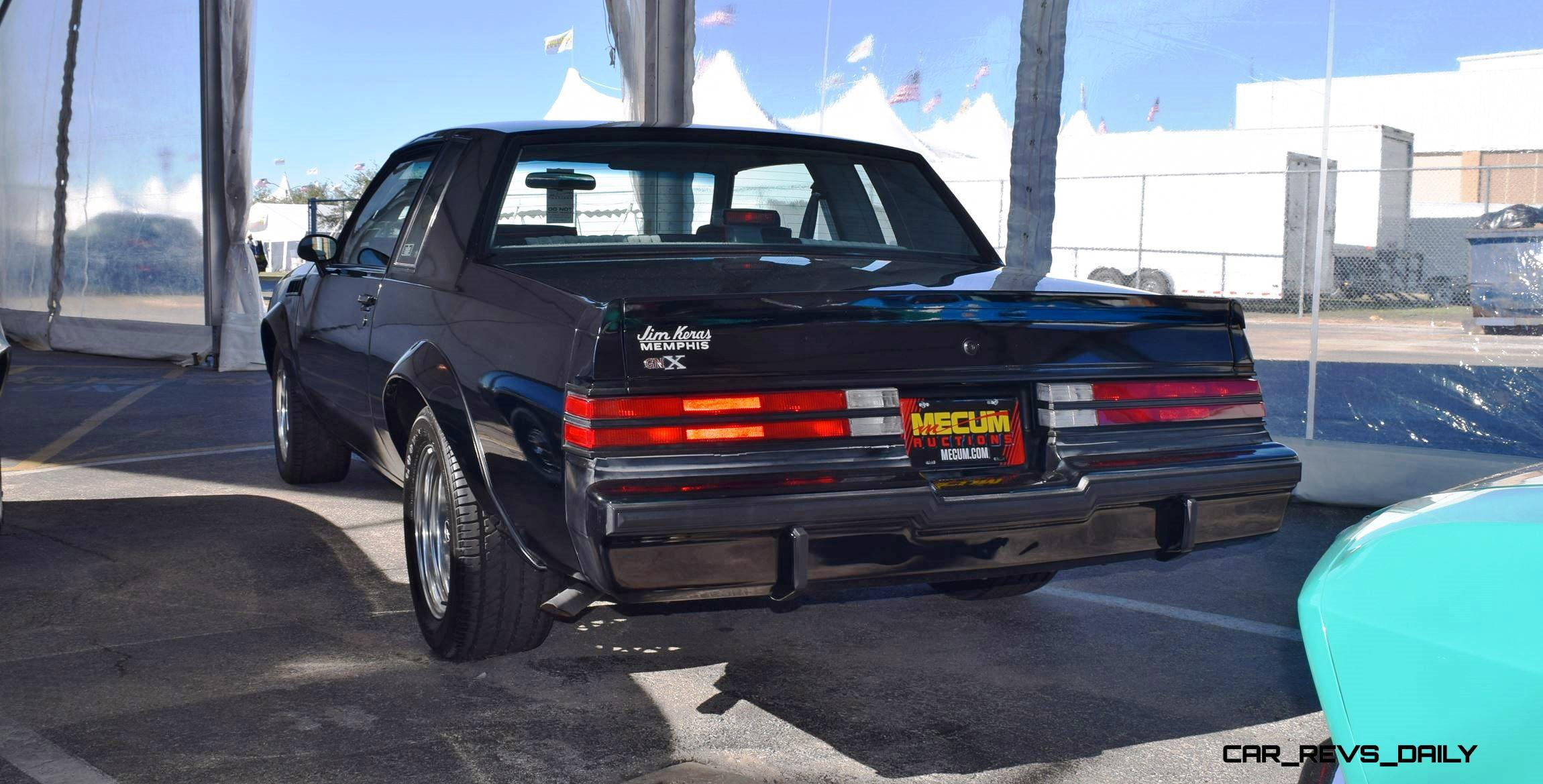 1987 Buick Gnx By Asc Mclaren Detail Photo Flyaround Inside And Out 187 Car Revs Daily Com