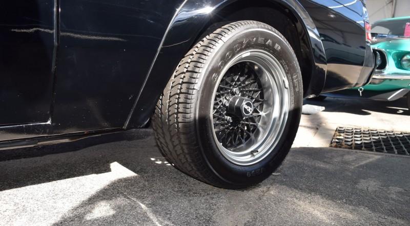1987 Buick GNX Interior 13