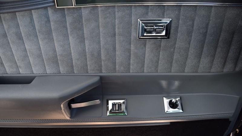 1987 Buick GNX Interior 6
