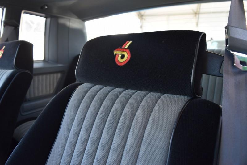 1987 Buick GNX Interior 7