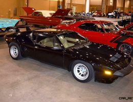 Updated with Live Photos – 1987 DeTomaso Pantera GT5-S