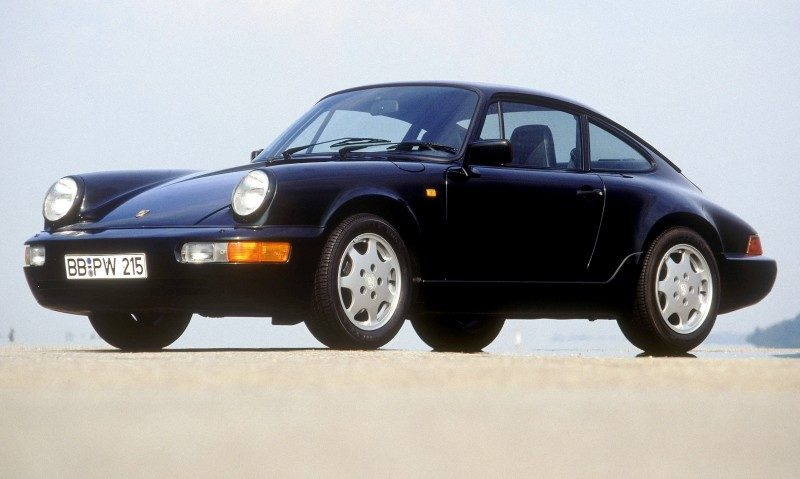 1988 911 Carrera 4 Coupe Type 964 3_6 litre_001