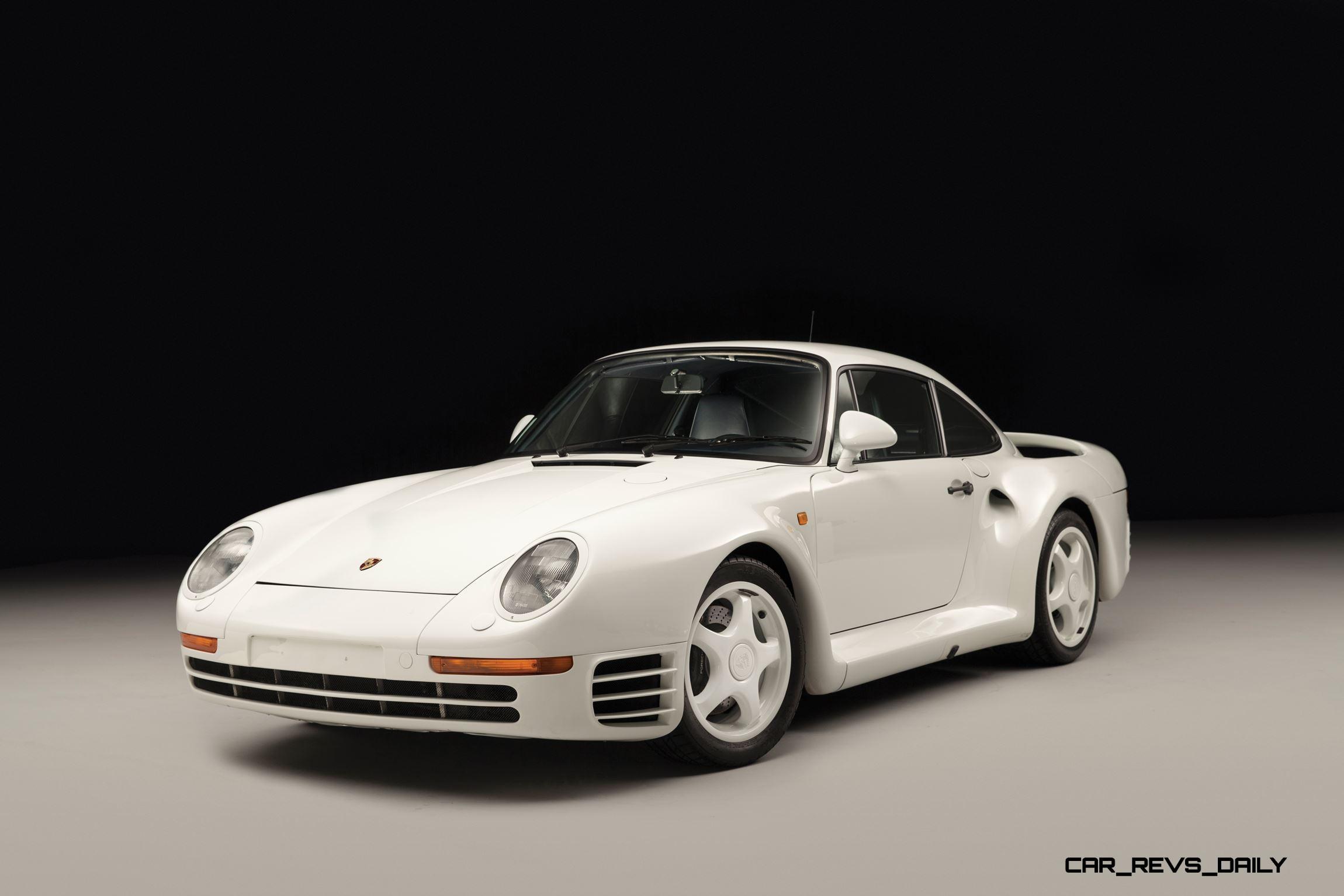 1988 Porsche 959 Komfort 1