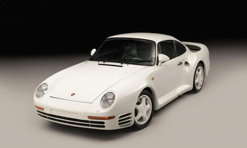 1988 Porsche 959 Komfort 24
