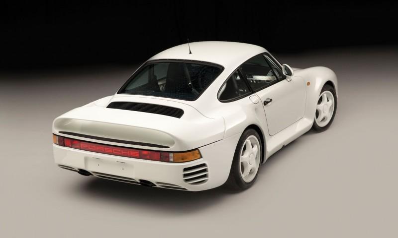 1988 Porsche 959 Komfort 25