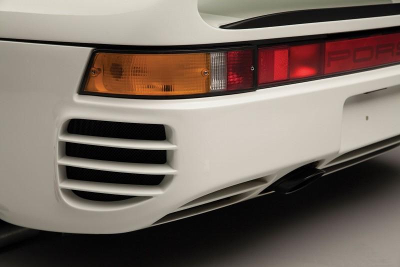 1988 Porsche 959 Komfort 8