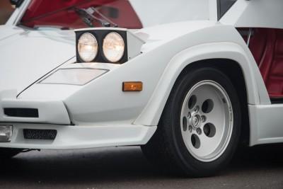 1988.5 Lamborghini Countach 5000 QV in Bianco White is AS_NEW! Just 8k Miles 1988.5 Lamborghini Countach 5000 QV in Bianco White is AS_NEW! Just 8k Miles 1988.5 Lamborghini Countach 5000 QV in Bianco White is AS_NEW! Just 8k Miles 1988.5 Lamborghini Countach 5000 QV in Bianco White is AS_NEW! Just 8k Miles