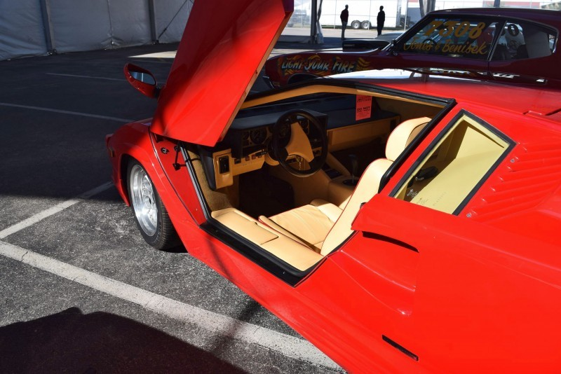 1989 Lamborghini COUNTACH 25th Anniversary Edition  1