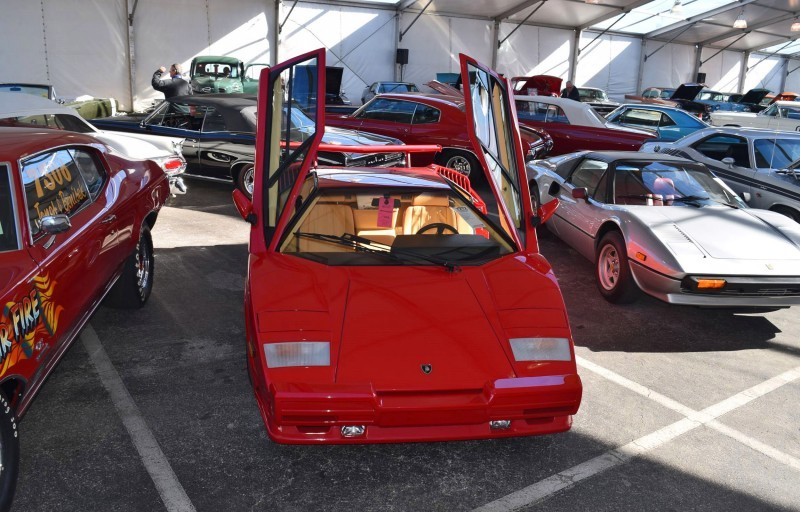 1989 Lamborghini COUNTACH 25th Anniversary Edition  12