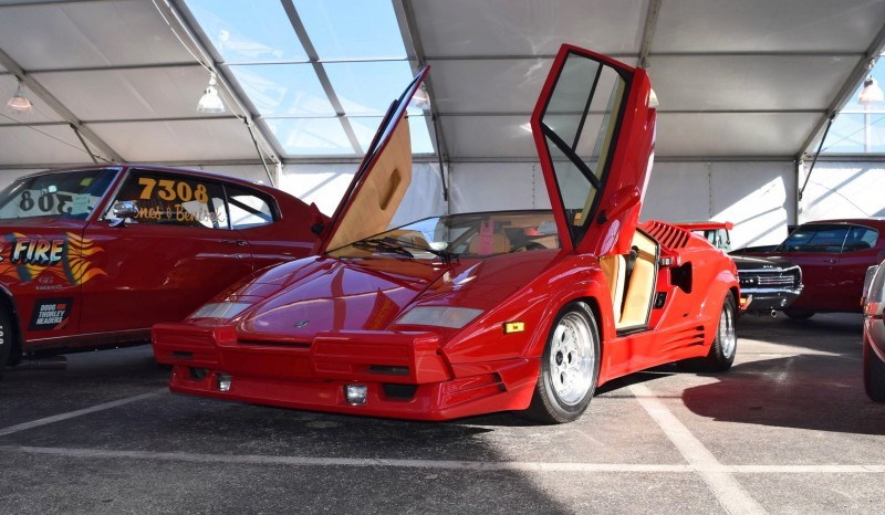 1989 Lamborghini COUNTACH 25th Anniversary Edition  15