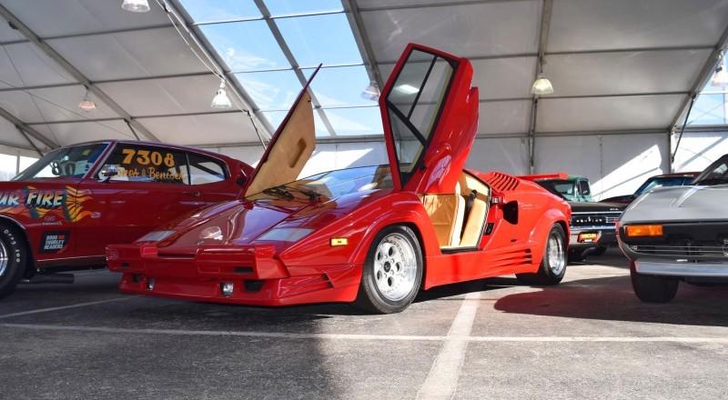 1989 Lamborghini COUNTACH 25th Anniversary Edition 16