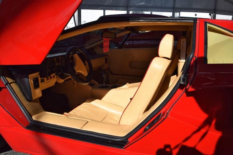 1989 Lamborghini COUNTACH 25th Anniversary Edition 2