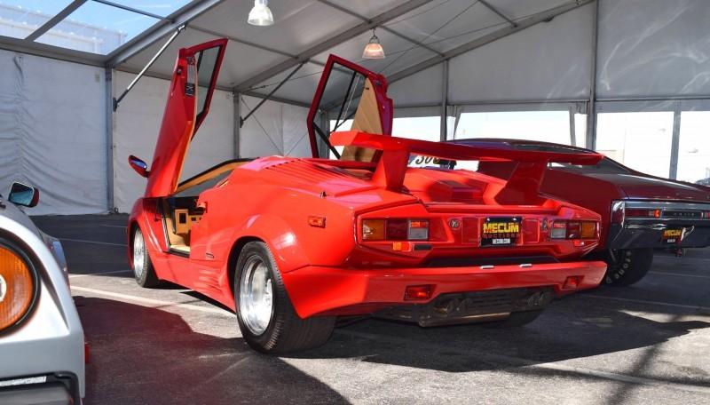 1989 Lamborghini COUNTACH 25th Anniversary Edition 22
