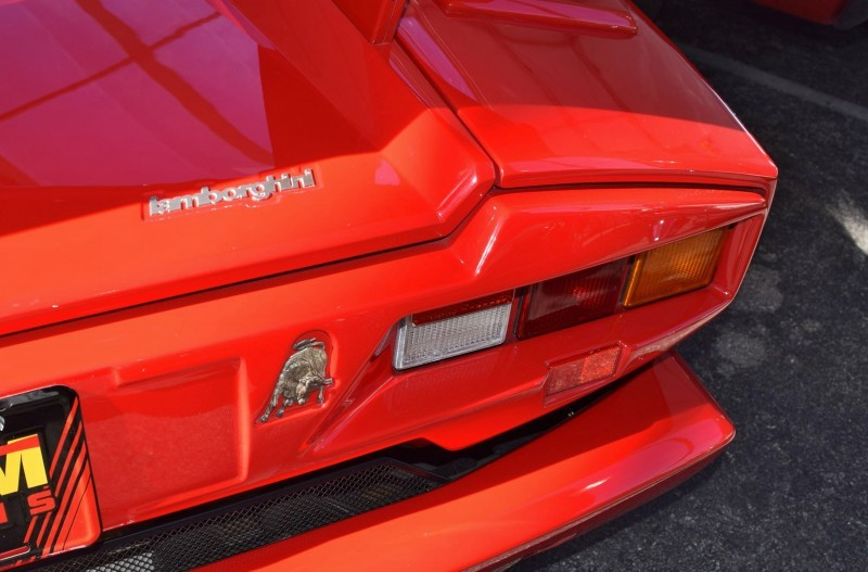 1989 Lamborghini COUNTACH 25th Anniversary Edition  29
