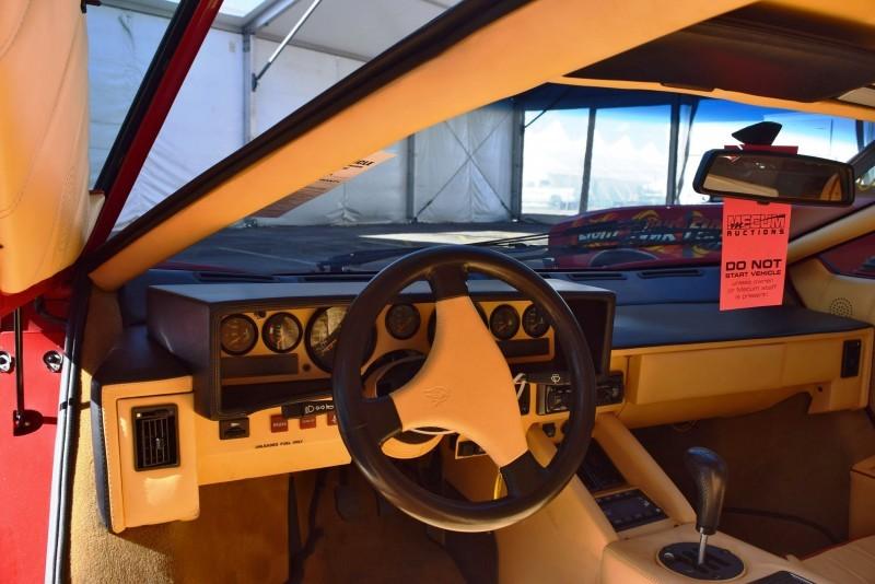 1989 Lamborghini COUNTACH 25th Anniversary Edition 4
