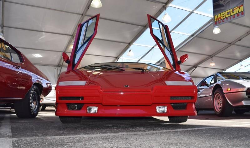 1989 Lamborghini COUNTACH 25th Anniversary Edition 9