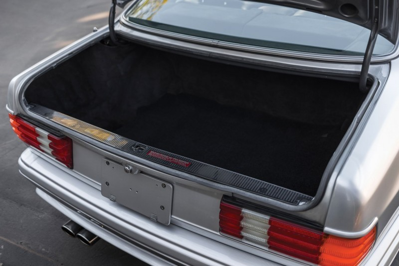 1989 Mercedes-Benz 560SEC 6.0 AMG Widebody 18