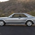 1989 Mercedes-Benz 560SEC 6.0 AMG Widebody Looks Ready for One-Way Back to Affalterbach