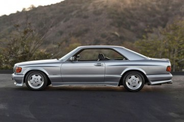 1989 Mercedes-Benz 560SEC 6.0 AMG Widebody 5