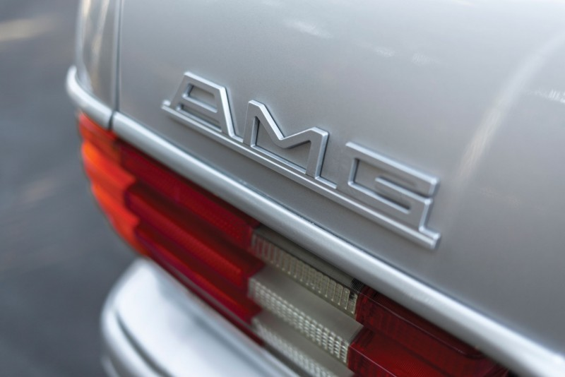 1989 Mercedes-Benz 560SEC 6.0 AMG Widebody 7