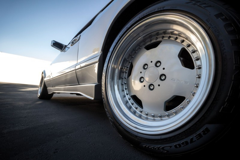 1989 Mercedes-Benz 560SEC 6.0 AMG Widebody 8