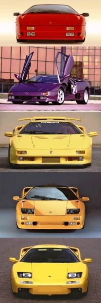 1990 Lamborghini Diablo 1-vert