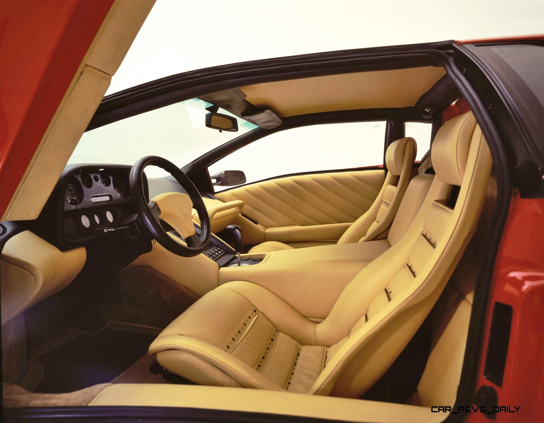 1990 Lamborghini Diablo 4