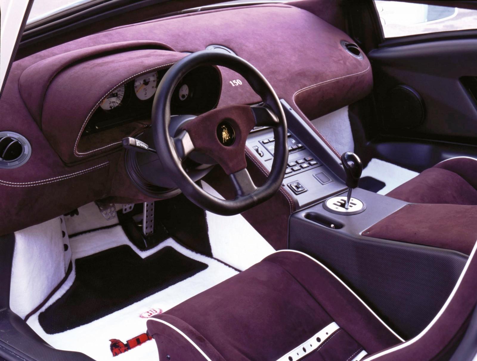 Hypercar Heroes Lamborghini DIABLO Evolution VT To SE