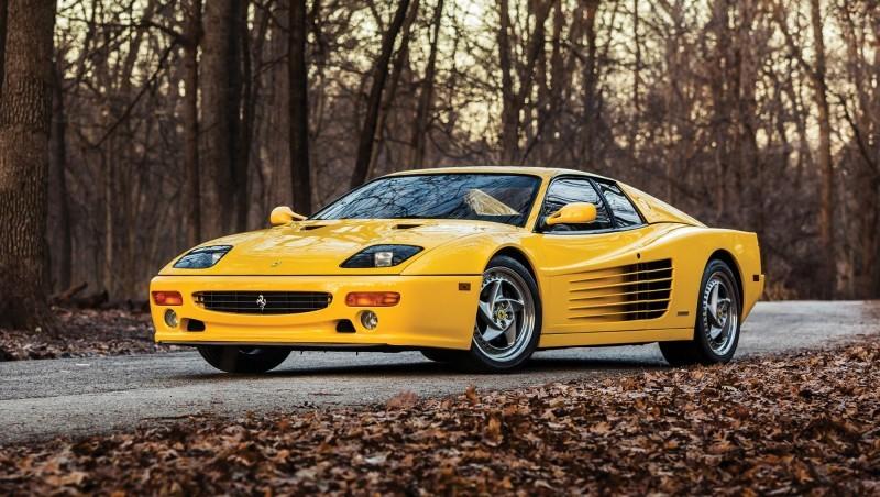 1995 Ferrari F512 Modificata 1