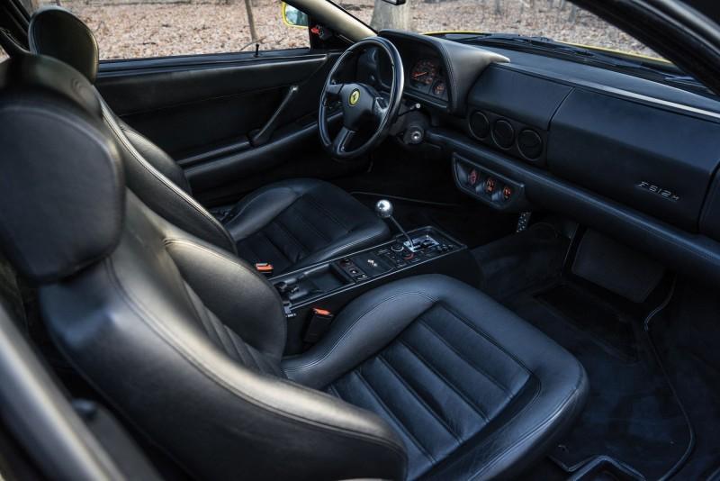 1995 Ferrari F512 Modificata 12