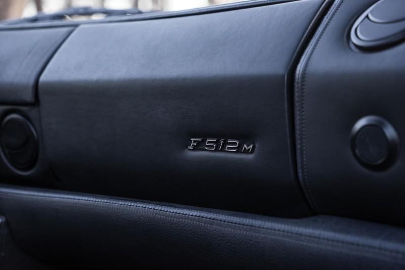 1995 Ferrari F512 Modificata 14