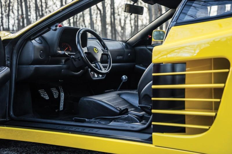 1995 Ferrari F512 Modificata 17
