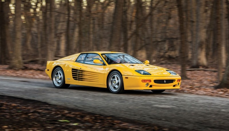 1995 Ferrari F512 Modificata 19