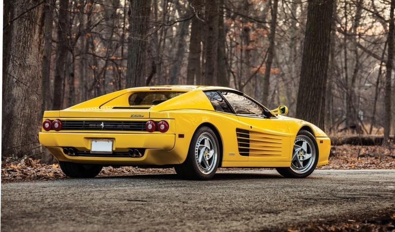 1995 Ferrari F512 Modificata 2