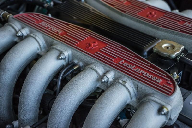 1995 Ferrari F512 Modificata 20