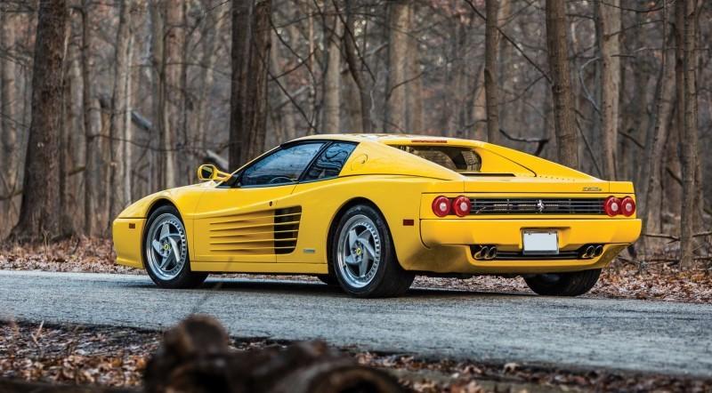 1995 Ferrari F512 Modificata 23