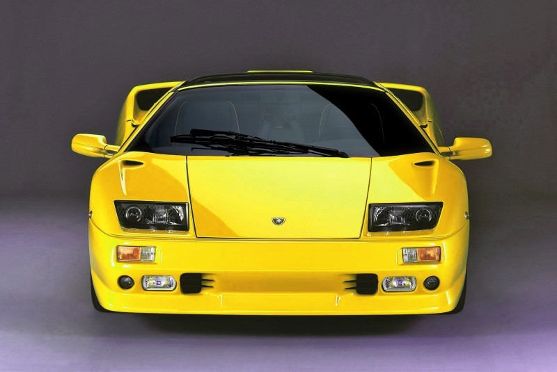 Hypercar Heroes - Lamborghini DIABLO Evolution - VT to SE, Jota to SV, SVR and Roadster, then GTR and 6.0