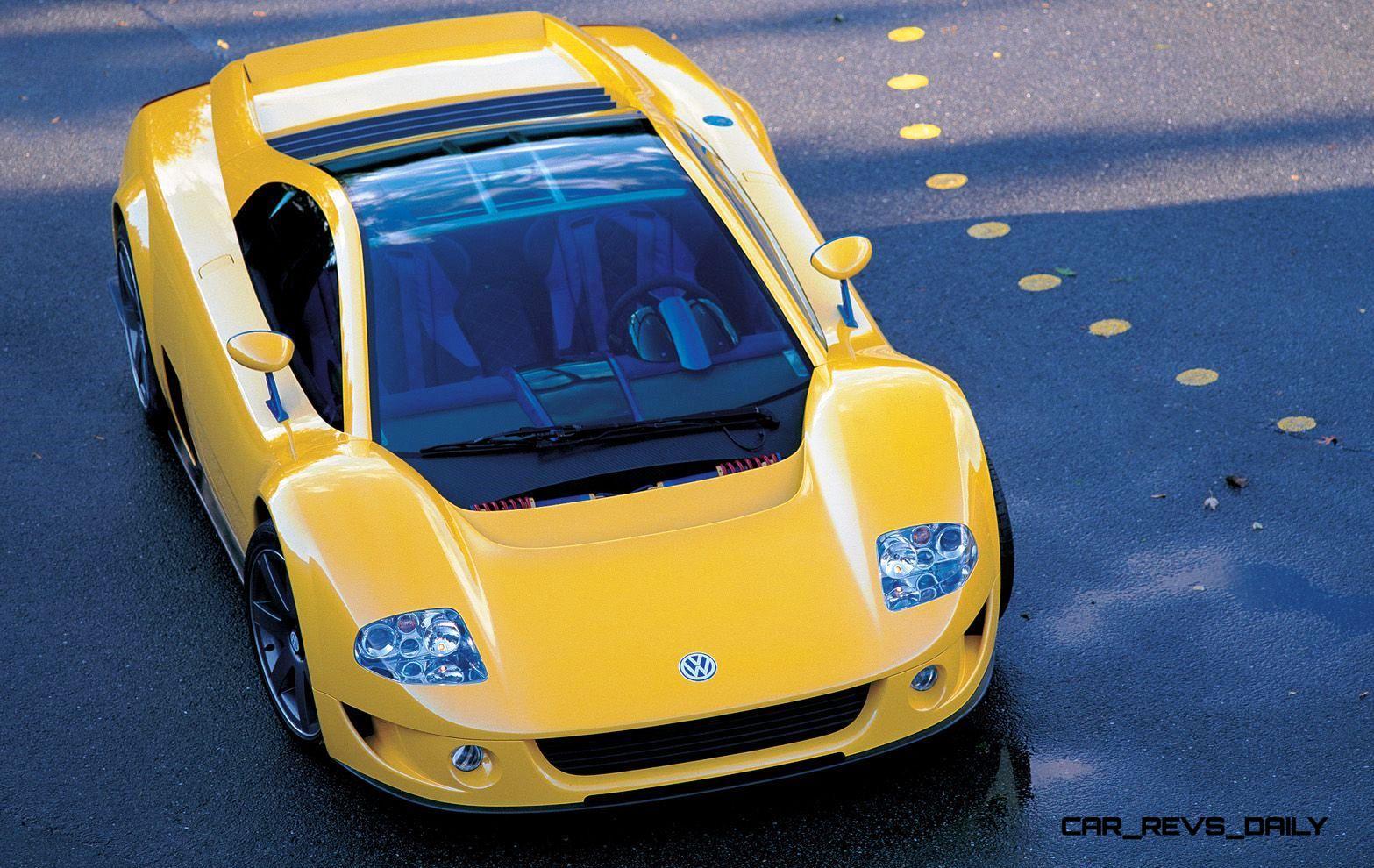 1997 Volkswagen W12 SYNCHRO 1