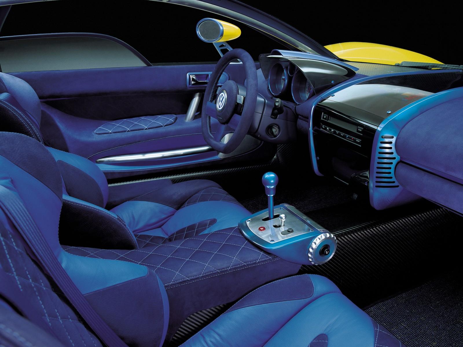 1997 Volkswagen W12 SYNCHRO 11